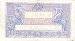1000 Francs BLEU ET ROSE FRANCE  1911 F.36.25 TTB