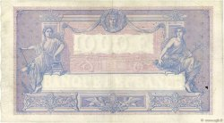 1000 Francs BLEU ET ROSE FRANCE  1919 F.36.34 pr.TTB