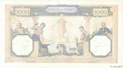 1000 Francs CÉRÈS ET MERCURE type modifié FRANCE  1940 F.38.46 pr.SPL