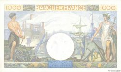 1000 Francs COMMERCE ET INDUSTRIE FRANCE  1940 F.39.03 pr.NEUF