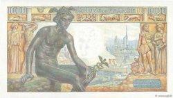 1000 Francs DÉESSE DÉMÉTER FRANCE  1942 F.40.09 SPL