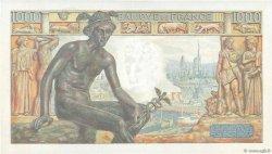 1000 Francs DÉESSE DÉMÉTER FRANCE  1942 F.40.11 SPL