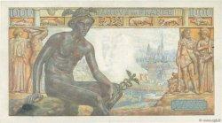 1000 Francs DÉESSE DÉMÉTER FRANCE  1943 F.40.24 TTB+