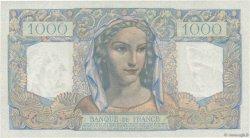 1000 Francs MINERVE ET HERCULE FRANCE  1946 F.41.10 SPL