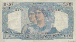 1000 Francs MINERVE ET HERCULE FRANCE  1946 F.41.13 TB