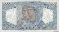 1000 Francs MINERVE ET HERCULE FRANCE  1948 F.41.20 pr.NEUF