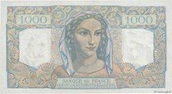 1000 Francs MINERVE ET HERCULE FRANCE  1949 F.41.29 SUP+