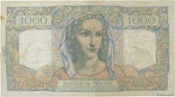 1000 Francs MINERVE ET HERCULE FRANCE  1949 F.41.29 TB