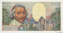 1000 Francs RICHELIEU FRANCE  1955 F.42.10 TTB