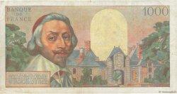 1000 Francs RICHELIEU FRANCE  1955 F.42.15 TB+