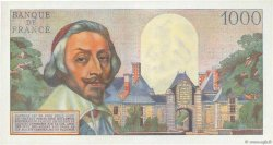 1000 Francs RICHELIEU FRANCE  1956 F.42.21 SUP+
