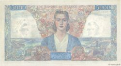5000 Francs EMPIRE FRANÇAIS FRANCE  1942 F.47.06 SUP