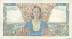5000 Francs EMPIRE FRANÇAIS FRANCE  1945 F.47.12 TTB