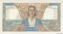 5000 Francs EMPIRE FRANÇAIS FRANCE  1945 F.47.26 pr.SUP