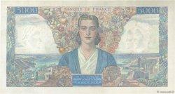 5000 Francs EMPIRE FRANÇAIS FRANCE  1945 F.47.30 TTB+