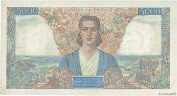 5000 Francs EMPIRE FRANÇAIS FRANCE  1945 F.47.33 SUP