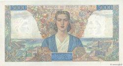 5000 Francs EMPIRE FRANÇAIS FRANCE  1945 F.47.35 TTB