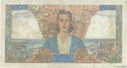 5000 Francs EMPIRE FRANÇAIS FRANCE  1945 F.47.42 TB