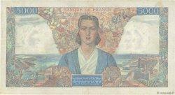 5000 Francs EMPIRE FRANÇAIS FRANCE  1945 F.47.47 TB+