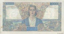 5000 Francs EMPIRE FRANÇAIS FRANCE  1946 F.47.54 TTB