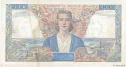 5000 Francs EMPIRE FRANÇAIS FRANCE  1946 F.47.55 SUP