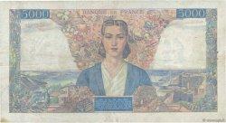 5000 Francs EMPIRE FRANÇAIS FRANCE  1947 F.47.57 TB