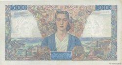 5000 Francs EMPIRE FRANÇAIS FRANCE  1947 F.47.57 TTB