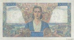 5000 Francs EMPIRE FRANÇAIS FRANCE  1947 F.47.58 TTB+
