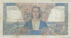 5000 Francs EMPIRE FRANÇAIS FRANCE  1947 F.47.60 TB