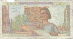 10000 Francs GÉNIE FRANÇAIS FRANCE  1950 F.50.45 B