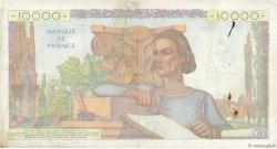 10000 Francs GÉNIE FRANÇAIS FRANCE  1950 F.50.45 pr.TB