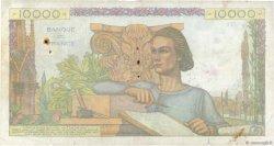 10000 Francs GÉNIE FRANÇAIS FRANCE  1952 F.50.57 B