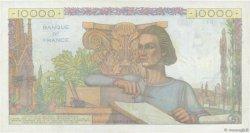 10000 Francs GÉNIE FRANÇAIS FRANCE  1952 F.50.60 TTB