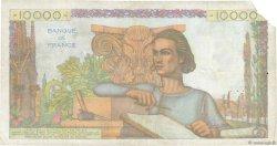 10000 Francs GÉNIE FRANÇAIS FRANCE  1953 F.50.66 TB