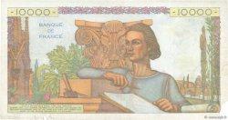 10000 Francs GÉNIE FRANÇAIS FRANCE  1954 F.50.69 TB