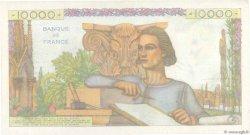 10000 Francs GÉNIE FRANÇAIS FRANCE  1954 F.50.71 TTB