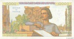 10000 Francs GÉNIE FRANÇAIS FRANCE  1955 F.50.74 TTB+