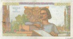 10000 Francs GÉNIE FRANÇAIS FRANCE  1956 F.50.79 TB+