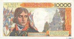 10000 Francs BONAPARTE FRANCE  1958 F.51.13 pr.TTB