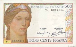 300 Francs FRANCE  1939 F.29.03 pr.SUP
