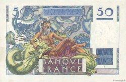 50 Francs LE VERRIER FRANCE  1946 F.20.03 SPL