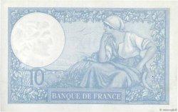 10 Francs MINERVE modifié FRANCE  1940 F.07.17 pr.SUP