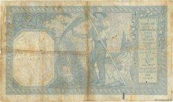 20 Francs BAYARD FRANCE  1916 F.11.01 pr.TB
