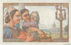 20 Francs PÊCHEUR FRANCE  1948 F.13.12 SUP