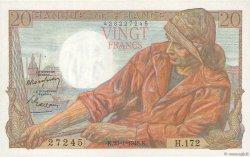 20 Francs PÊCHEUR FRANCE  1948 F.13.12 SUP+