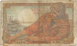 20 Francs PÊCHEUR FRANCE  1948 F.13.13 B