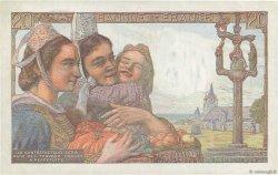 20 Francs PÊCHEUR FRANCE  1949 F.13.14 SPL+