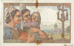 20 Francs PÊCHEUR FRANCE  1949 F.13.15 TB