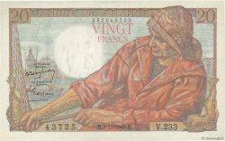 20 Francs PÊCHEUR FRANCE  1949 F.13.16 SUP