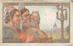 20 Francs PÊCHEUR FRANCE  1950 F.13.17a TB+